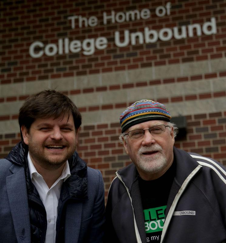 Colleges Struggle to Serve Millions of Dropouts. Have These Men Cracked the Code? Featured Photo