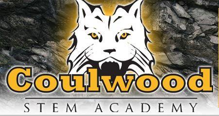 Coulwood STEM Academy Logo of Wildcat