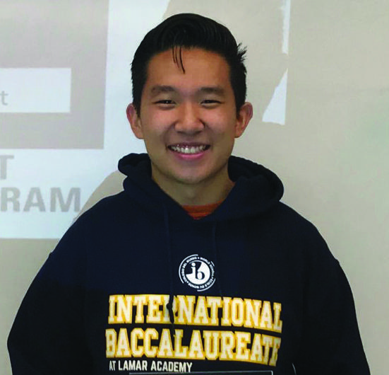 IB student named national merit scholar finalist