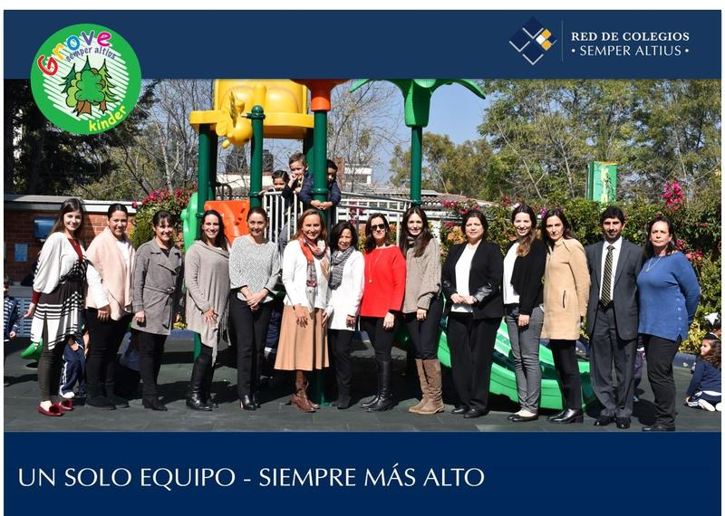 Visita integral al Kinder Grove por asesores Semper Altius Featured Photo