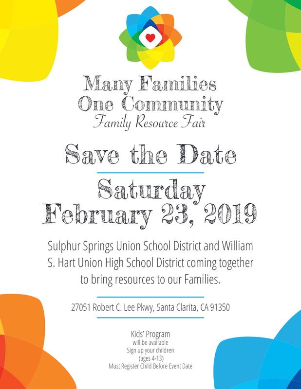Annual Many Families One Community Event (Mark your calendars) Featured Photo