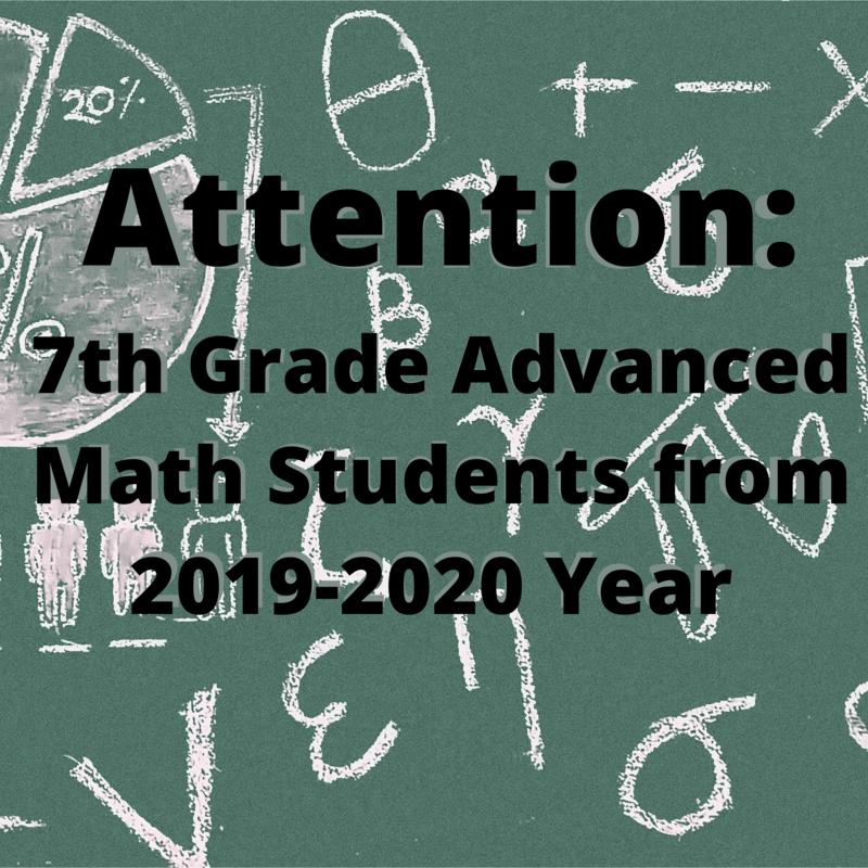 math alert