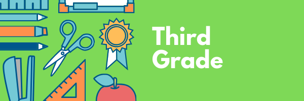 Third Grade Banner