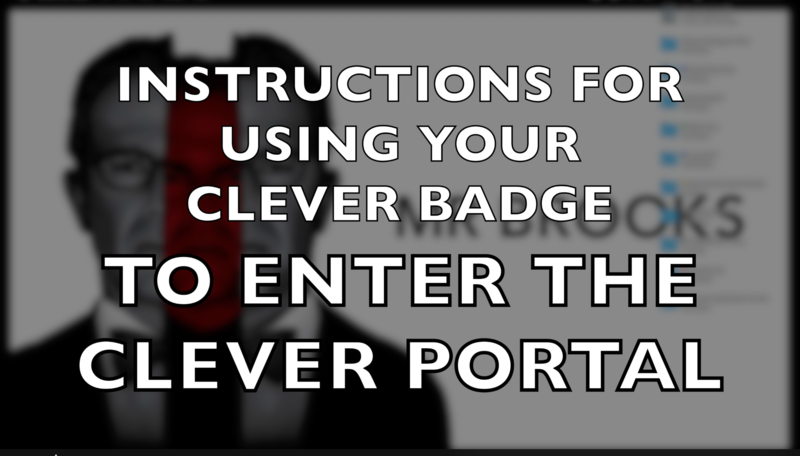 CLEVER BADGE = CLEVER ACCESS Thumbnail Image