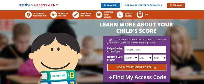 Learn about YOUR child's STAAR/EOC scores Thumbnail Image