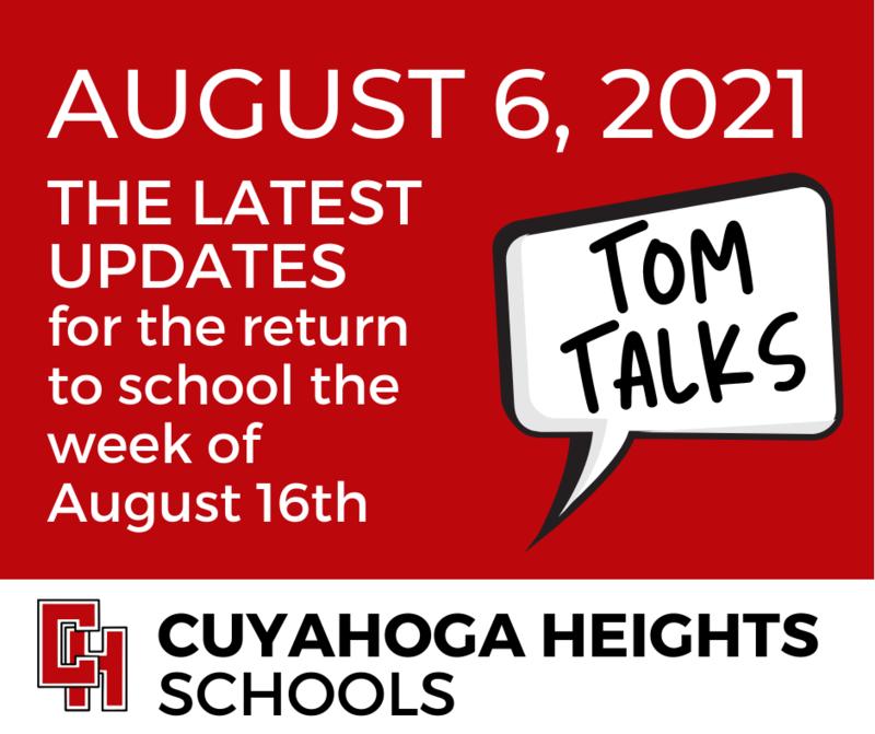 Tom Talks 08/06/2021
