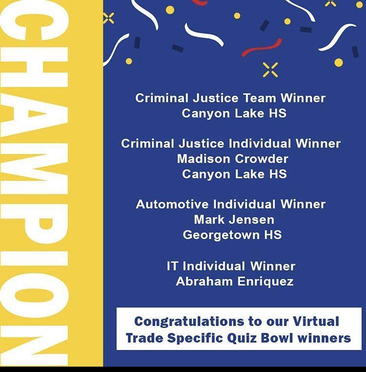 SkillsUSA champions