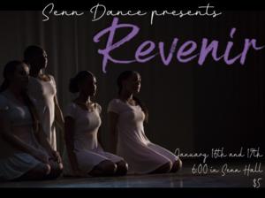 Senn Arts Dance Concert