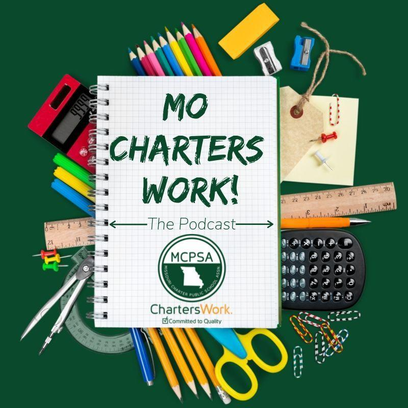 MO Charters Work Podcast Logo