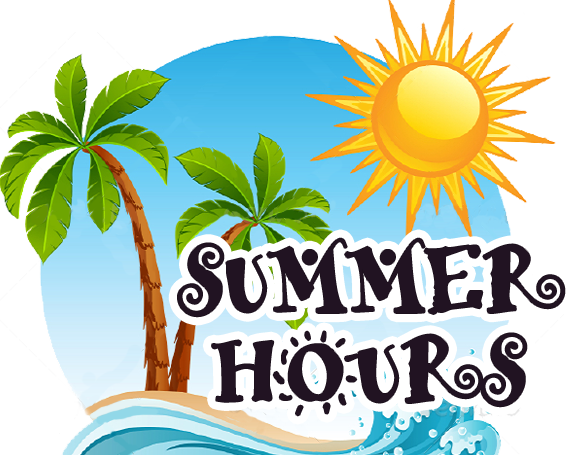 District Office Summer Hours and Days Thumbnail Image