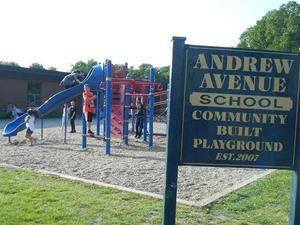 Andrew Avenue School Playground