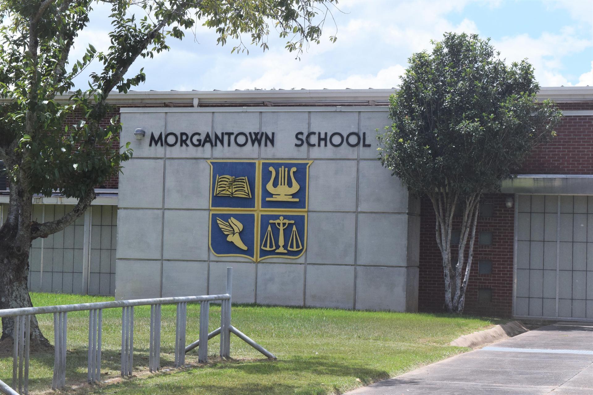 Morgantown Middle School, Natchez, MS
