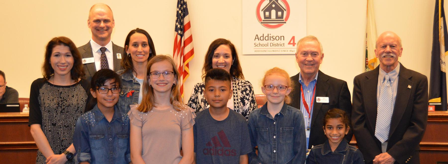 Ardmore Student Council Officers