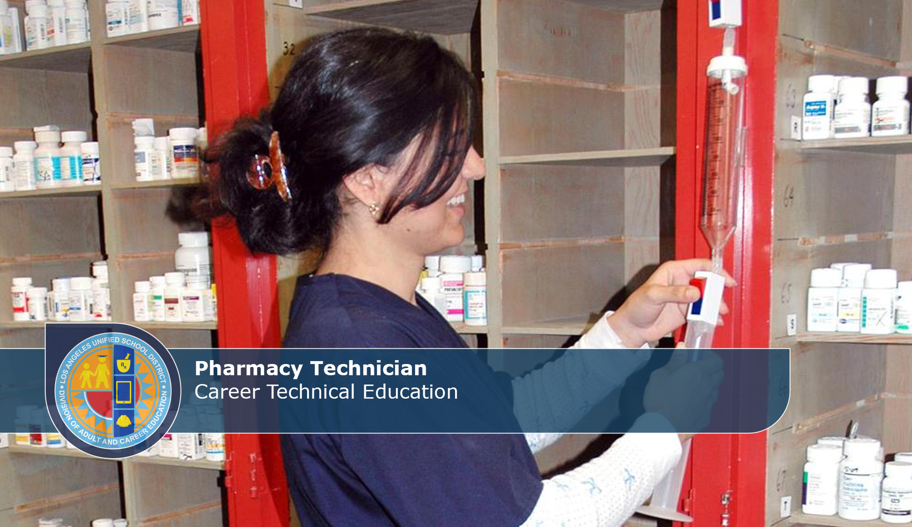 CTE Pharmacy Technician
