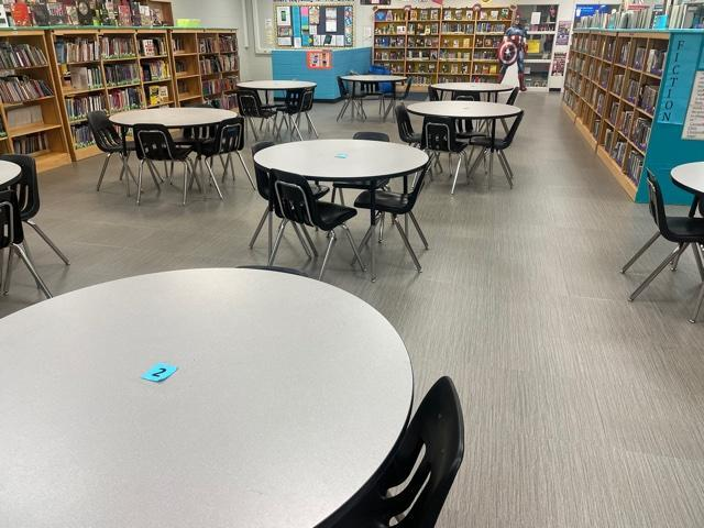 Wanted: Brand New Library Furniture!! Featured Photo