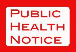 Covid Public Health Notice