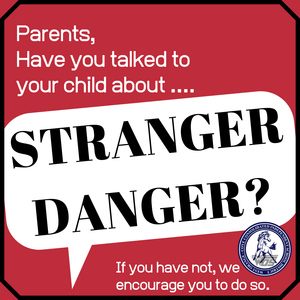 Stranger Danger decorative image