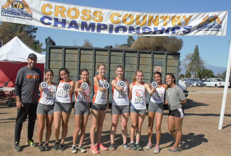 Cross Country Advances to CIF Finals! Thumbnail Image