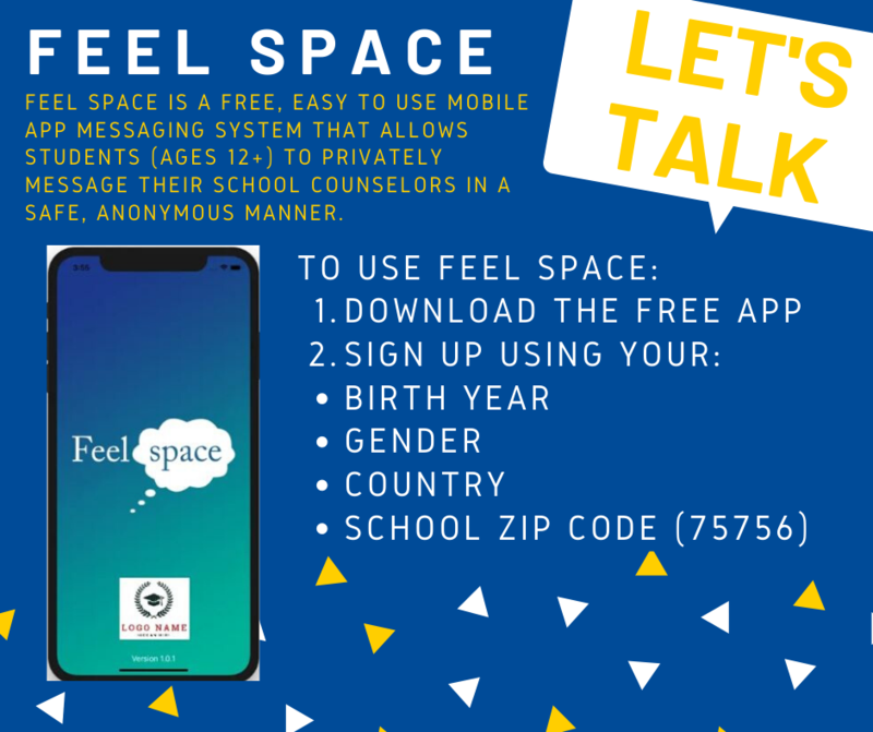 Feel Space App Now Available for BJH Students Featured Photo