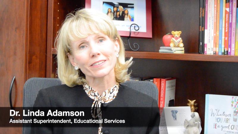 Dr. Linda Adamson video.