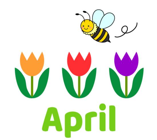 April Menus Thumbnail Image