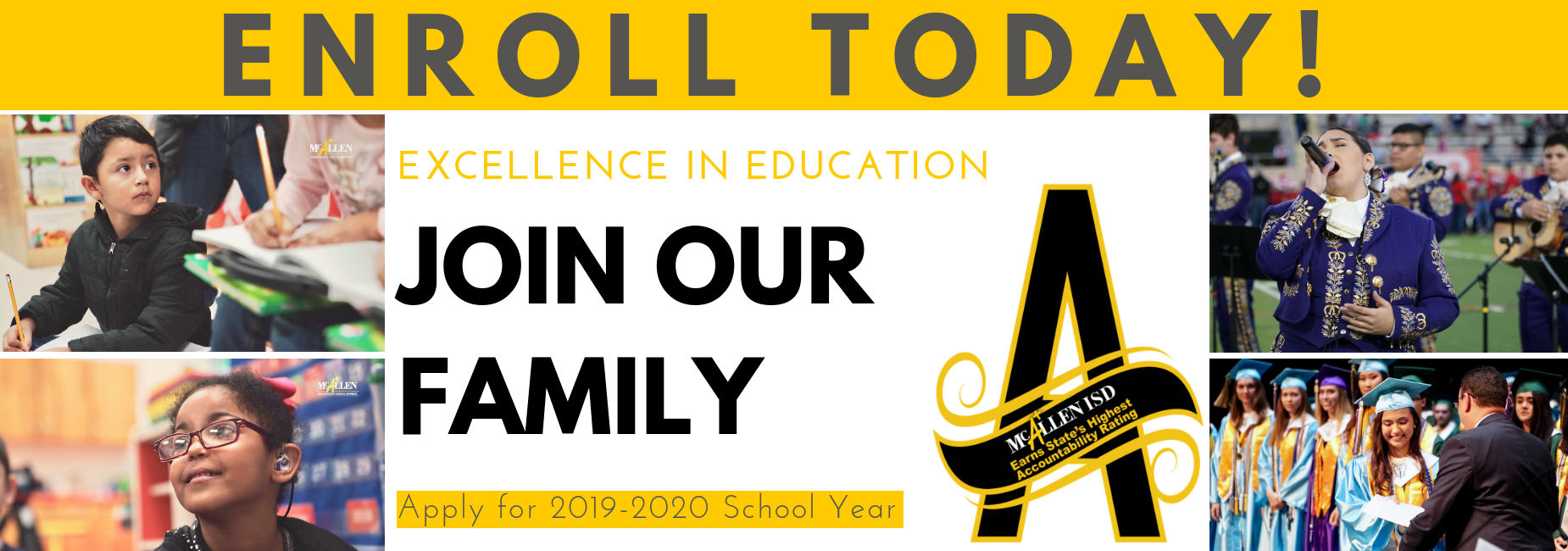 Join our family!