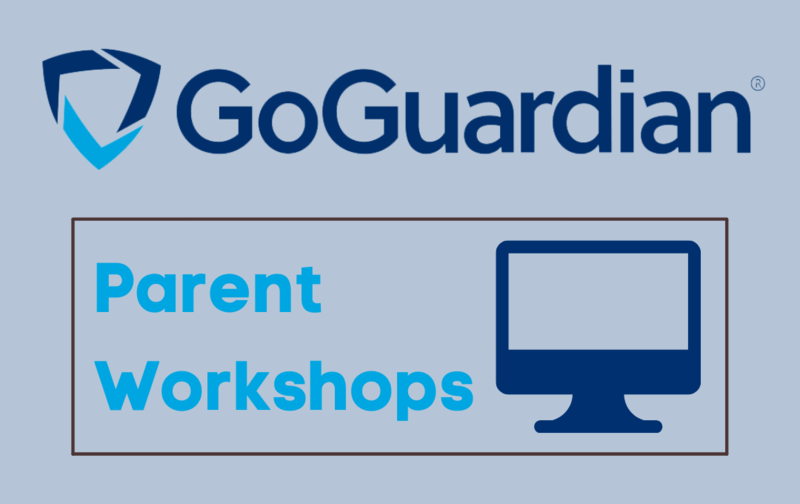 Go Guardian Parent Workshop graphic