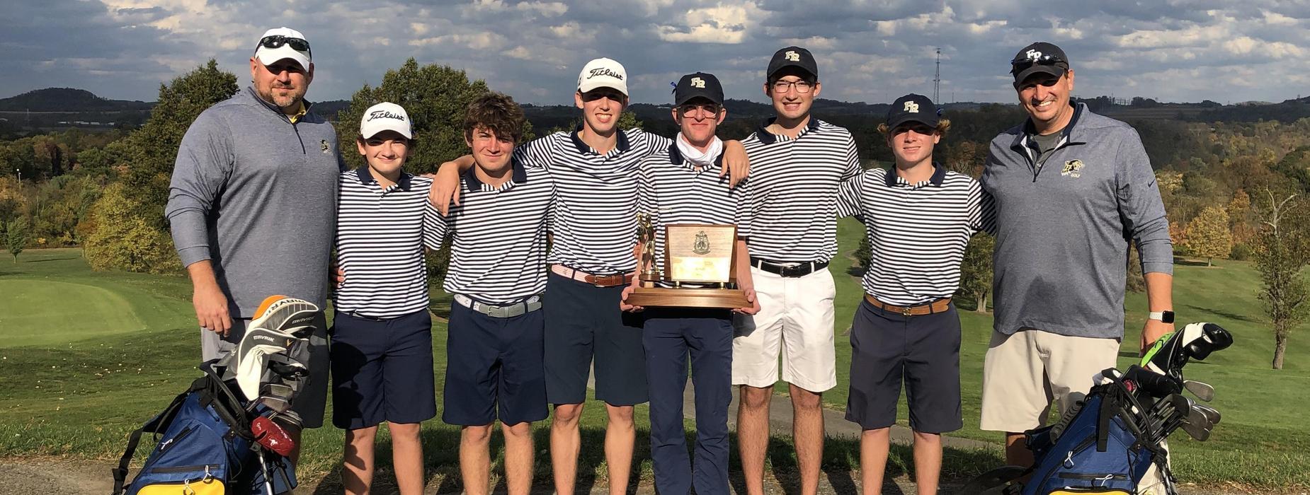 WPIAL Golf Champions