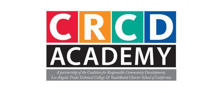 CRCD Academy Logo