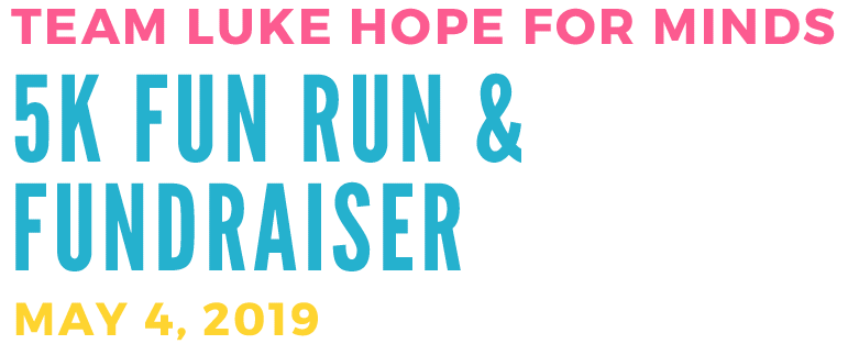 Team Luke Fun Run and Fundraiser Saturday, May 4 Thumbnail Image