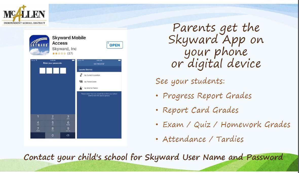 Skyward App