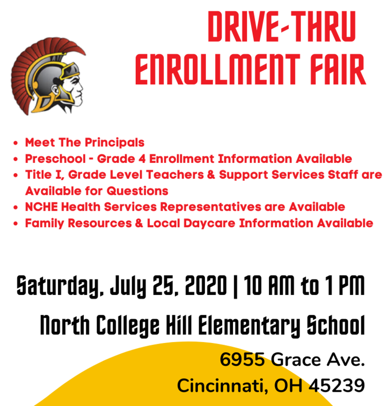 Enrollment fair image