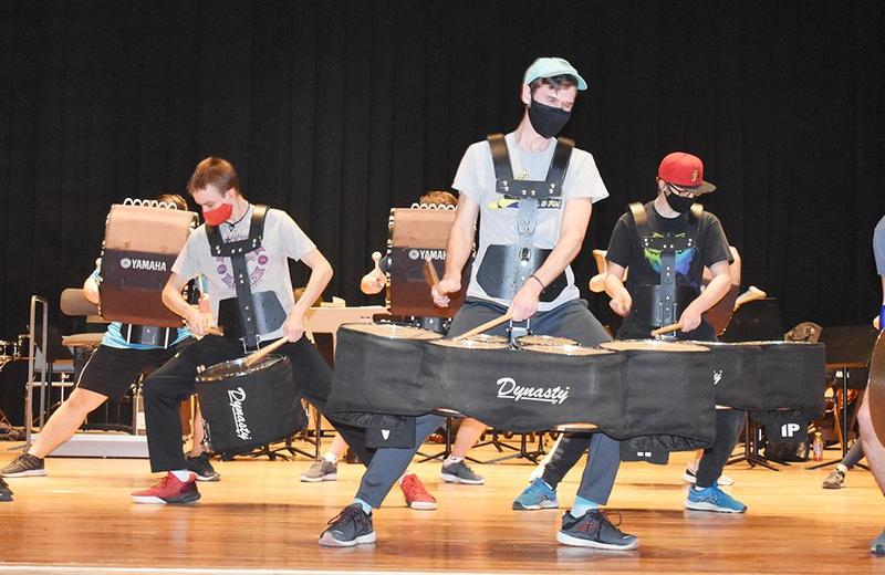 Mars Indoor Percussion