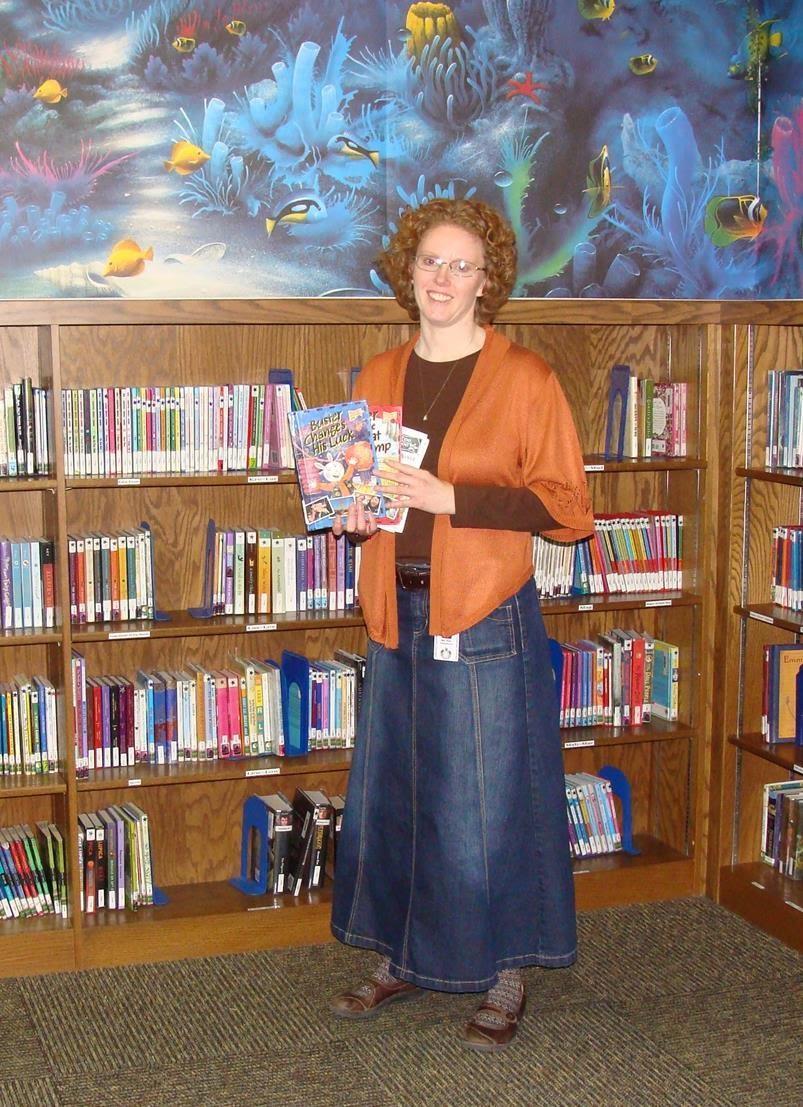 MCK Librarian