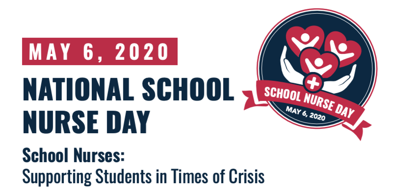 School Nurses Day Graphic