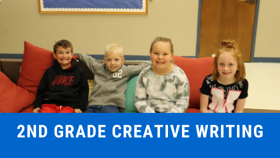 2nd grade creative writing