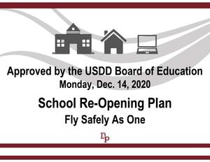Approved Return to School Plan