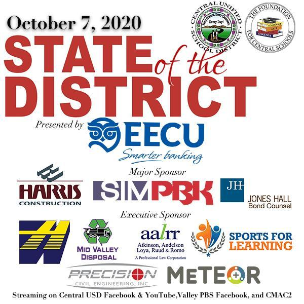 State of the District 2020