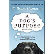 Book cover A Dog's Purpose