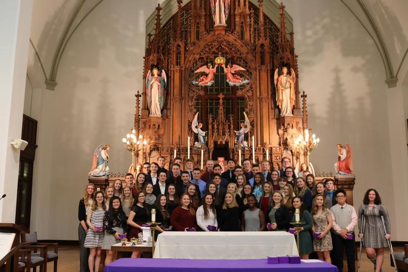 Ring Day: A Cherished OLSH Tradition Featured Photo