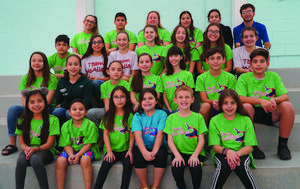 McAllen ISD will have 21 students representing the state of Texas at the Games of America