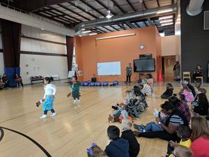 WTSD Choctaw Visit - image 3