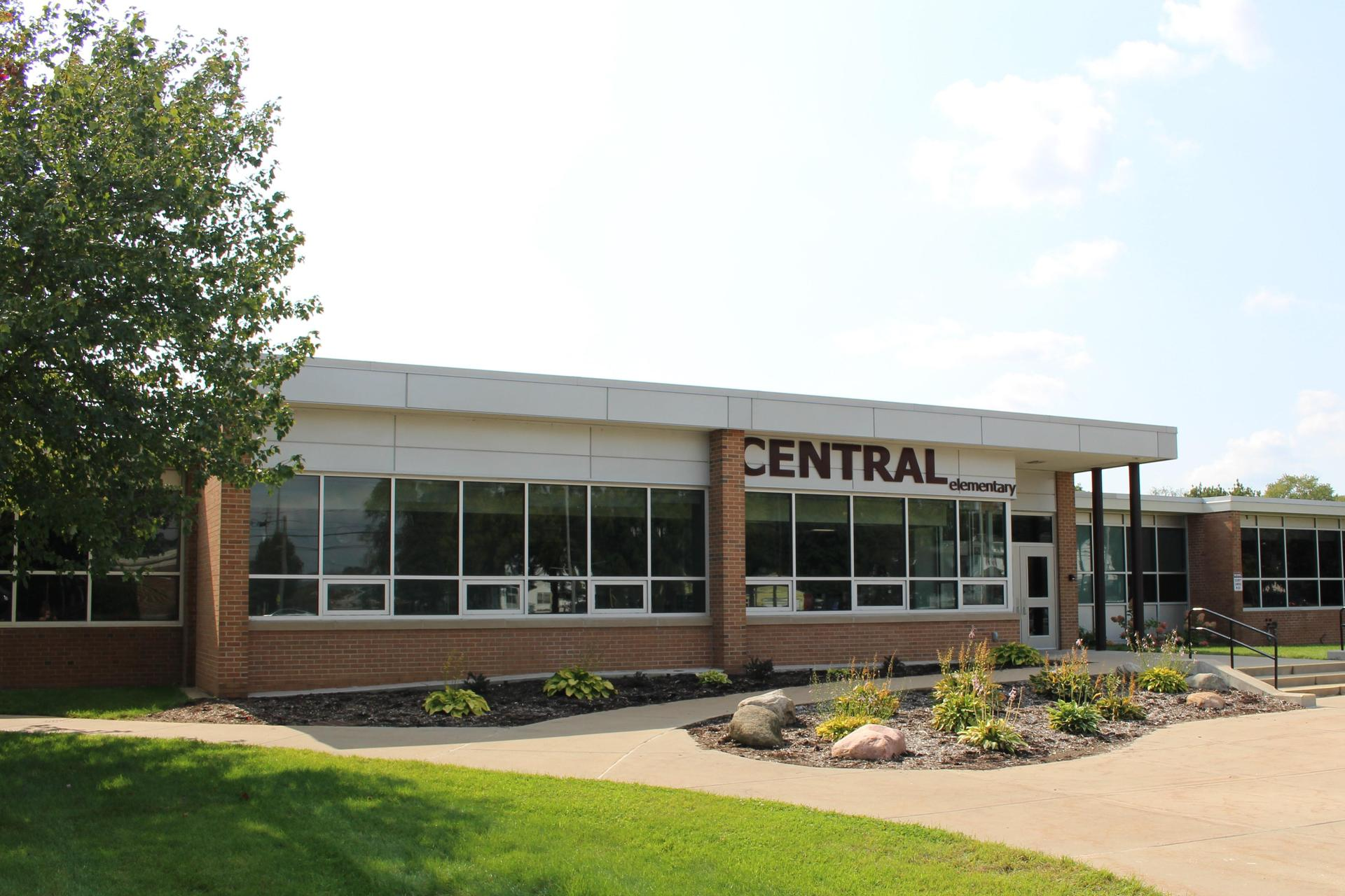 Central Elementary exterior