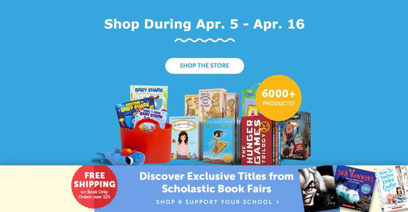 Read-a-Thon Virtual Book Fair: Shop Now!
