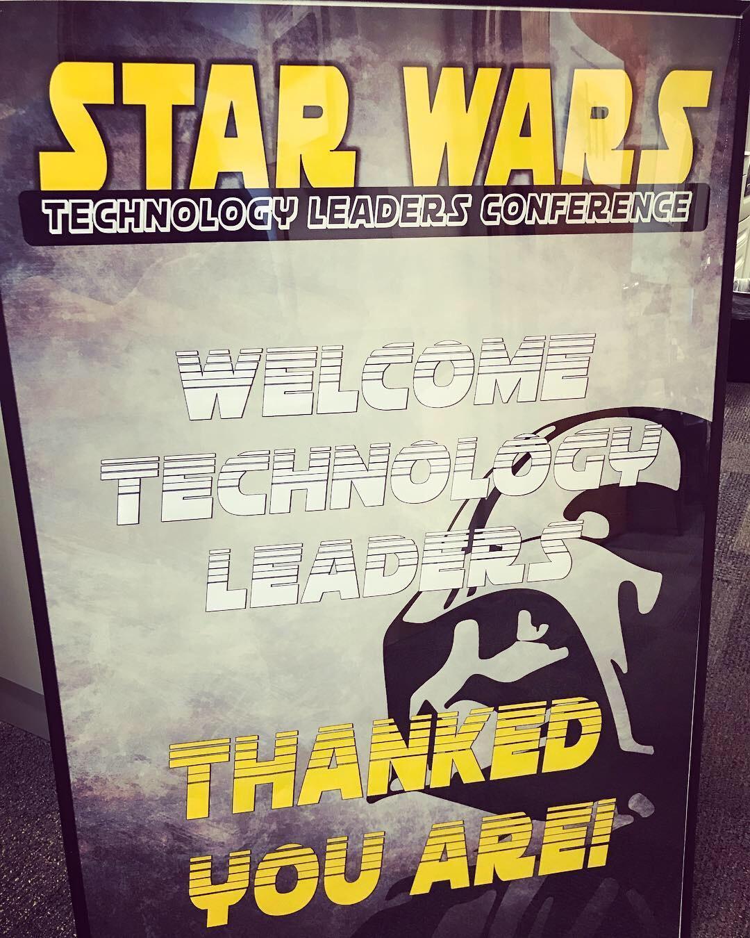 May 2, 2019 Star Wars Themed Meeting