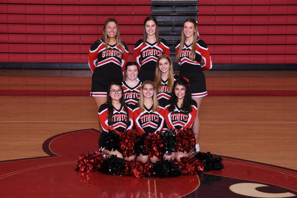 Senior 2019-2020 Winter Sports Varsity Cheer