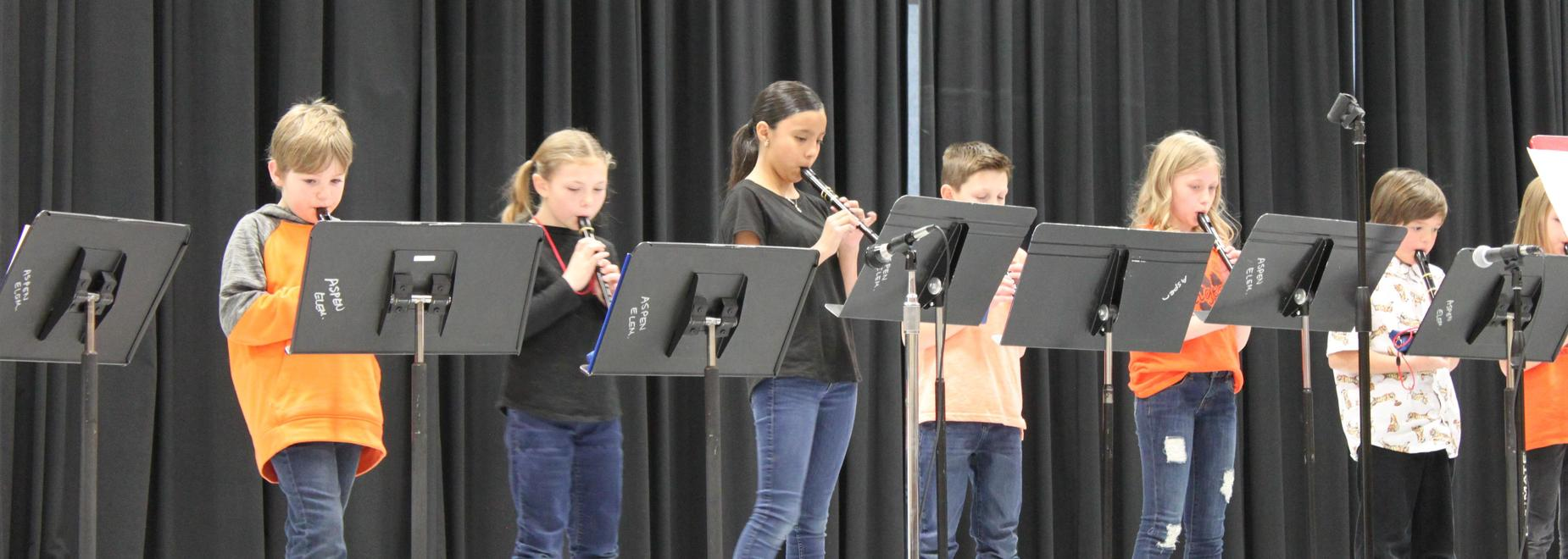 4th & 5th Grade Music Program