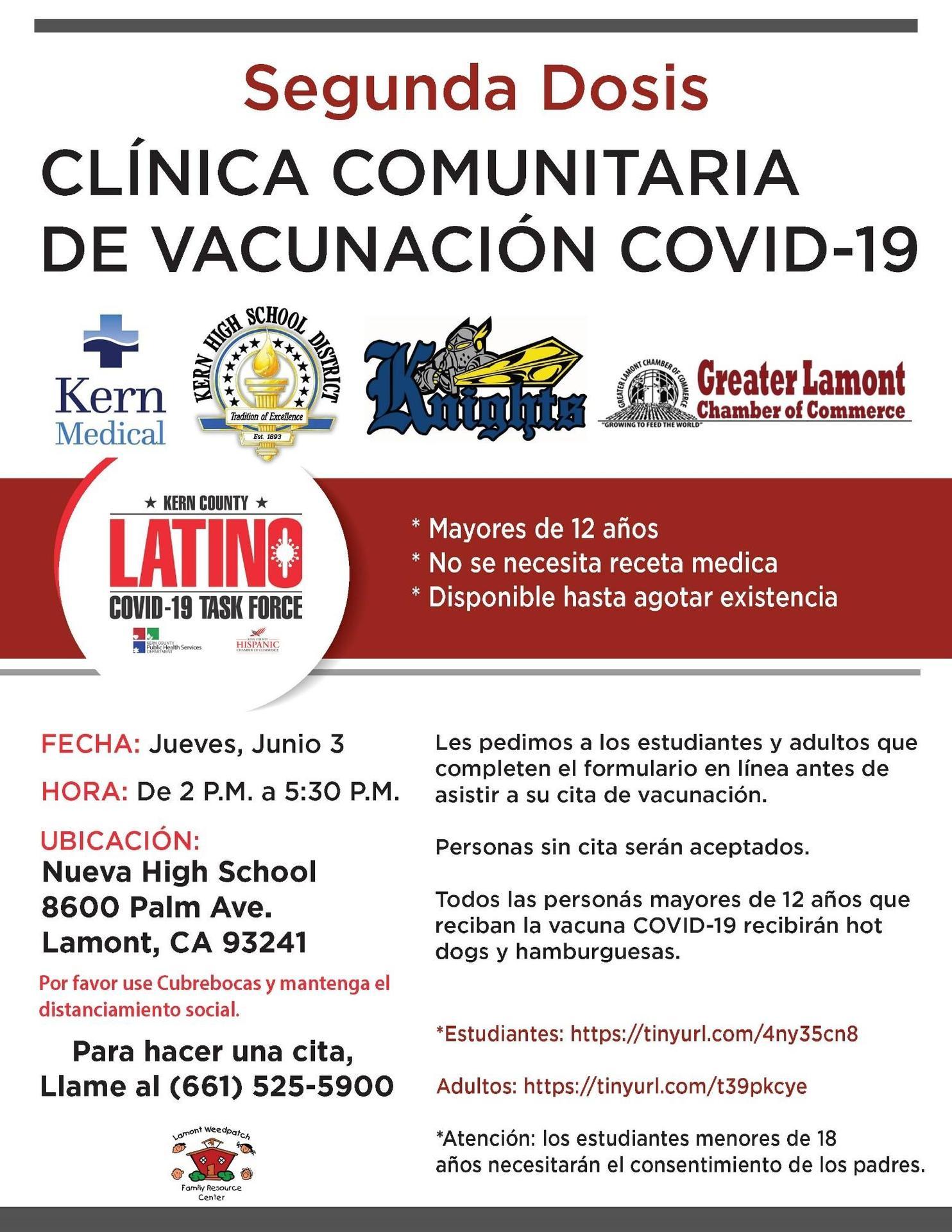 Clinic 6-3-21