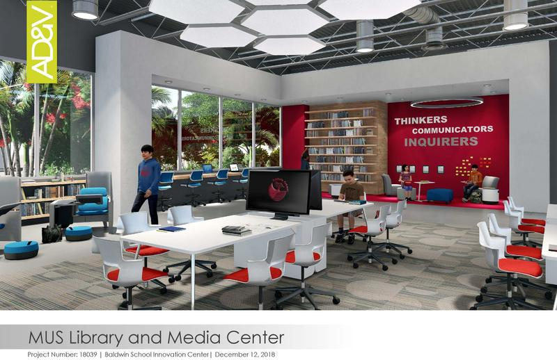 Baldwin Innovation Center is now in the design phase Featured Photo