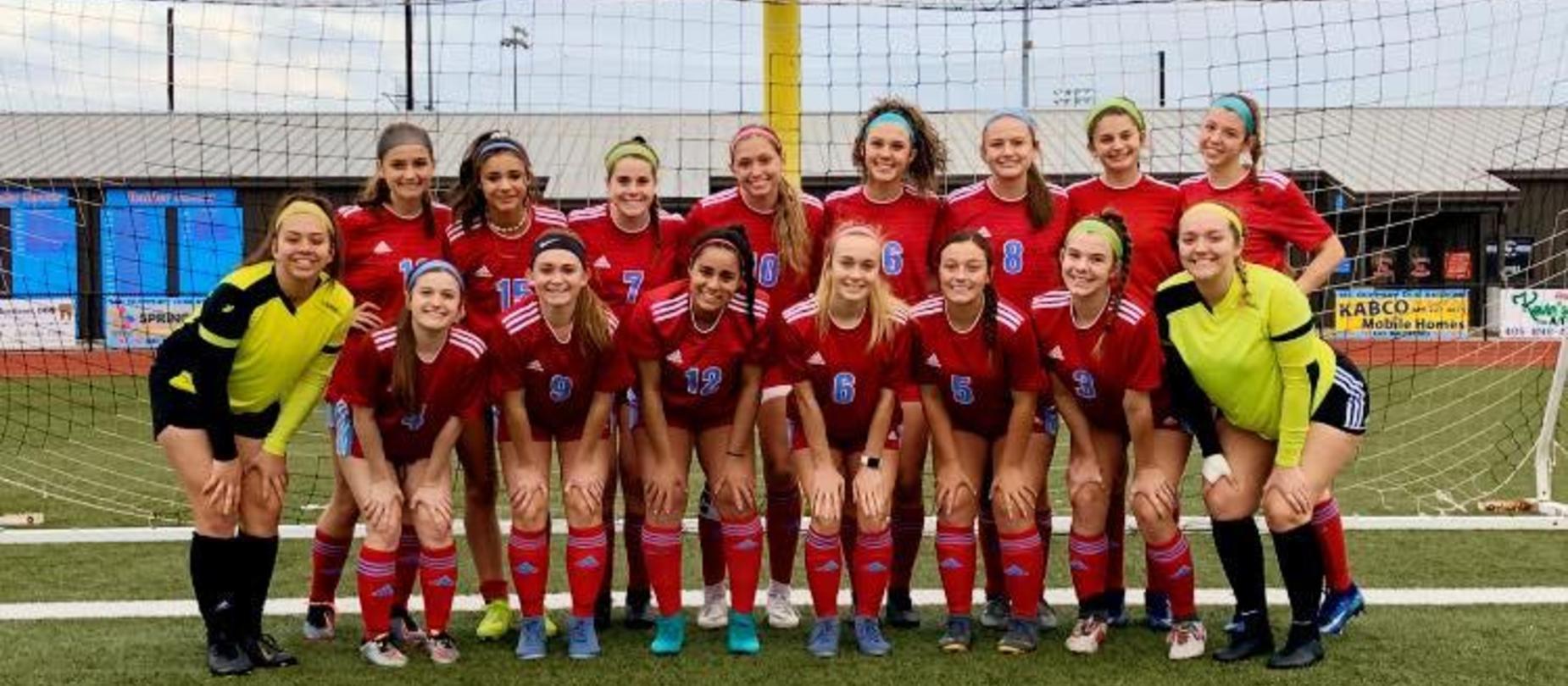 LHS Girls Soccer